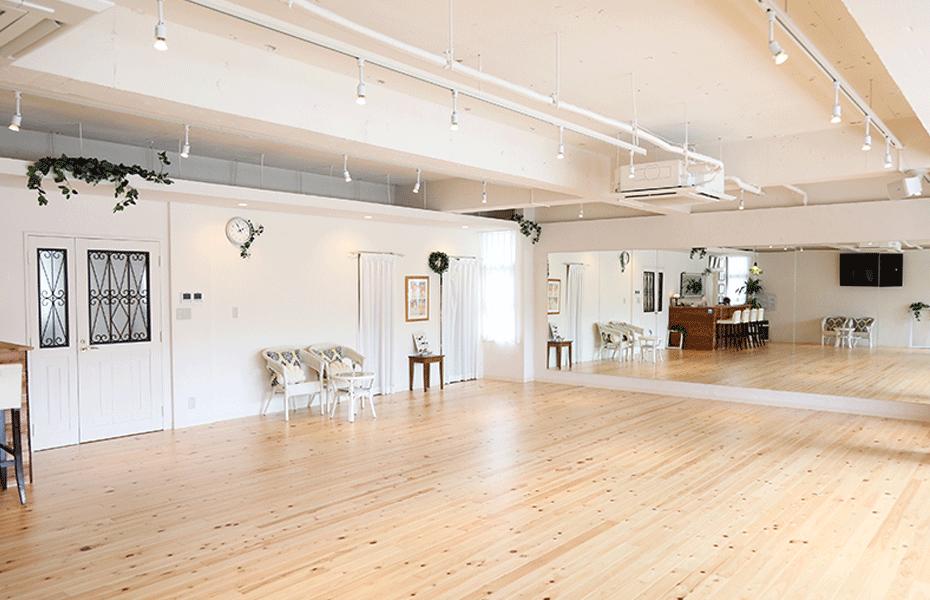 SWEET LOTUSのスタジオ